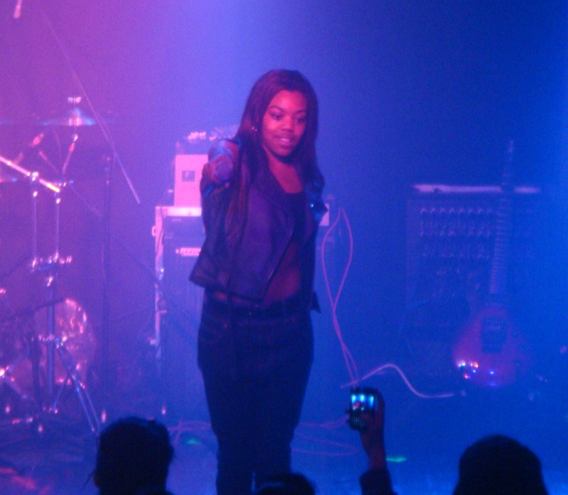 Lady Leshurr on Tour