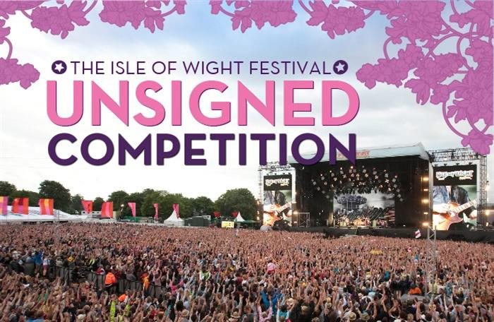 Isle Of Wight Festival – Unsigned Act Competition 2013