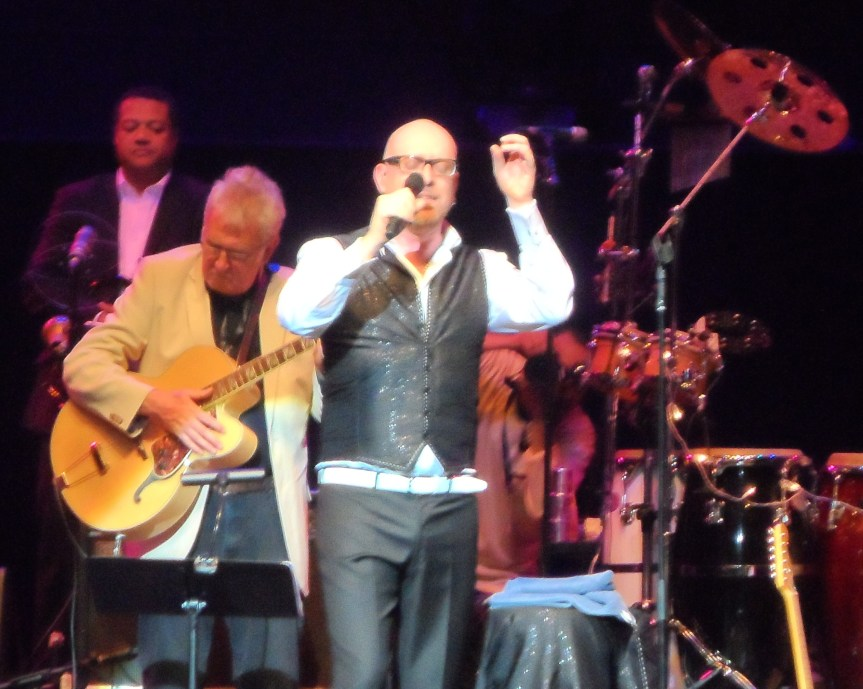 Mario Biondi: Italy's King of Jazz Rocks the Royal Albert Hall