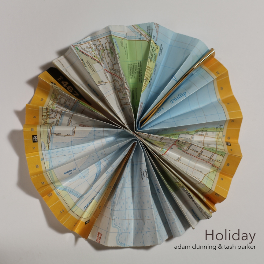 Single Review – Holiday by Adam Dunning & TashParker