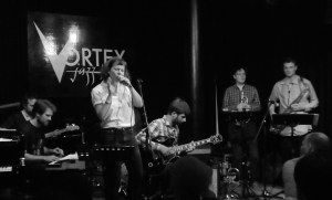 Nostalgia 77 & Josa Peit at the Vortex Jazz Club 2013