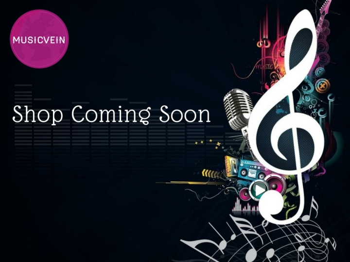 Musicvein Shop Coming Soon