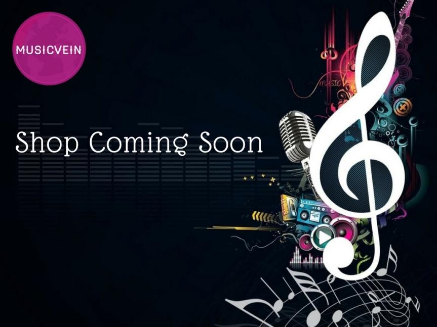 Musicvein Shop Coming Soon