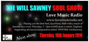 The Will Sawney Soul Show