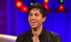 Enrique Iglesias - Chatty Man April 2014
