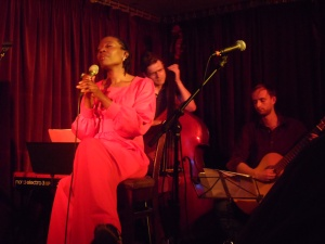 Melissa James - Live at the Green Note