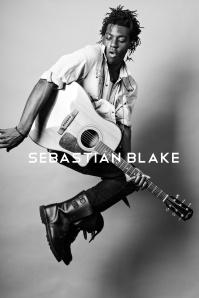 Sebastian Blake photographed by Bernard Miller