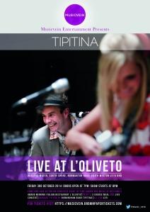 Musicvein Entertainment presents Tipitina