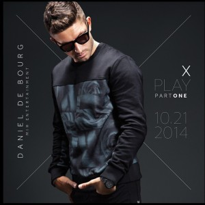 X Play EP by Daniel De Bourg