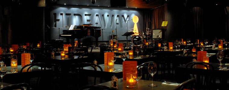 The Thomas Brown Affair live at The Hideaway