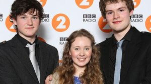 The Mischa Macpherson Trio, Young Folk Award 2014 winners