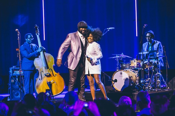 Gregory Porter and Laura Mvula Unite Again on Graham Norton Show