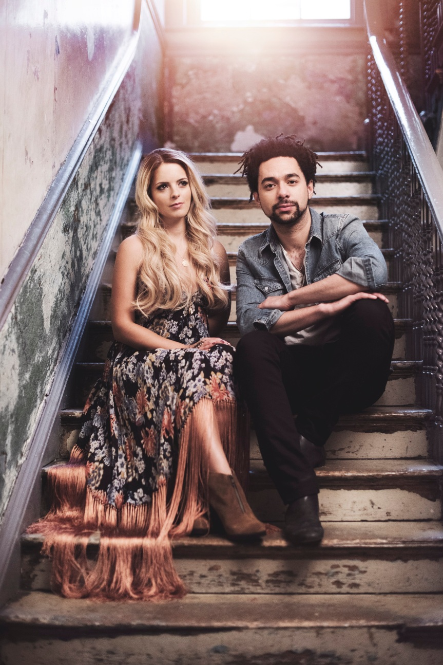 Musicvein Interviews The Shires Crissie Rhodes