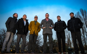 Monophonics  Photo by John Lill
