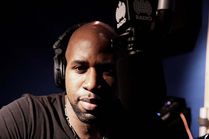 Musicvein Entertainment Presents DJ Spoony