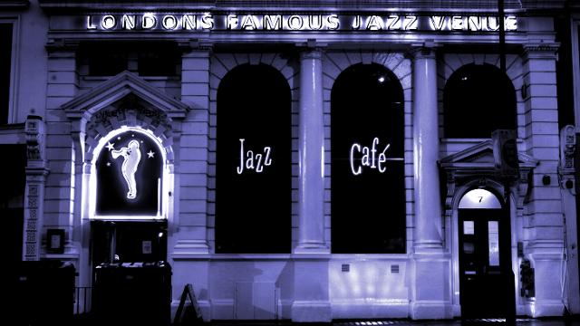 Jazz Cafe Camden