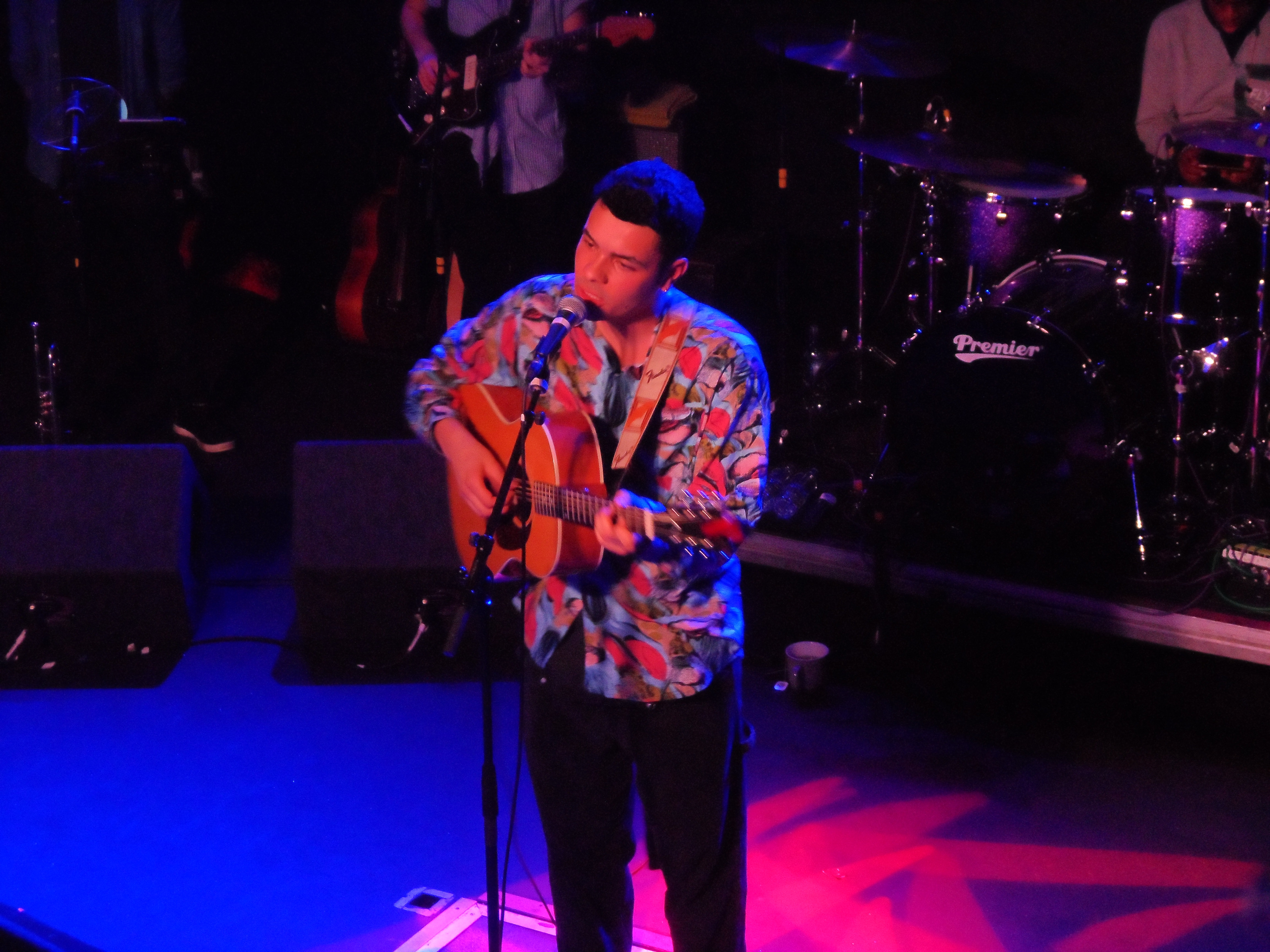 Ady Suleiman Longing For Your Love gig review: ady suleiman live at rescue rooms nottingham