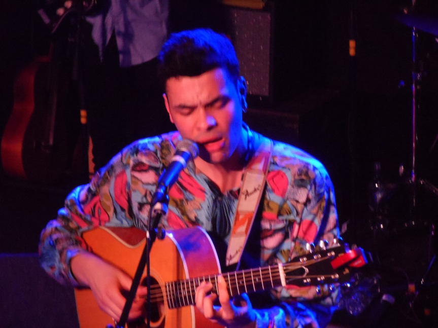 Gig Review: Ady Suleiman Live at Rescue RoomsNottingham