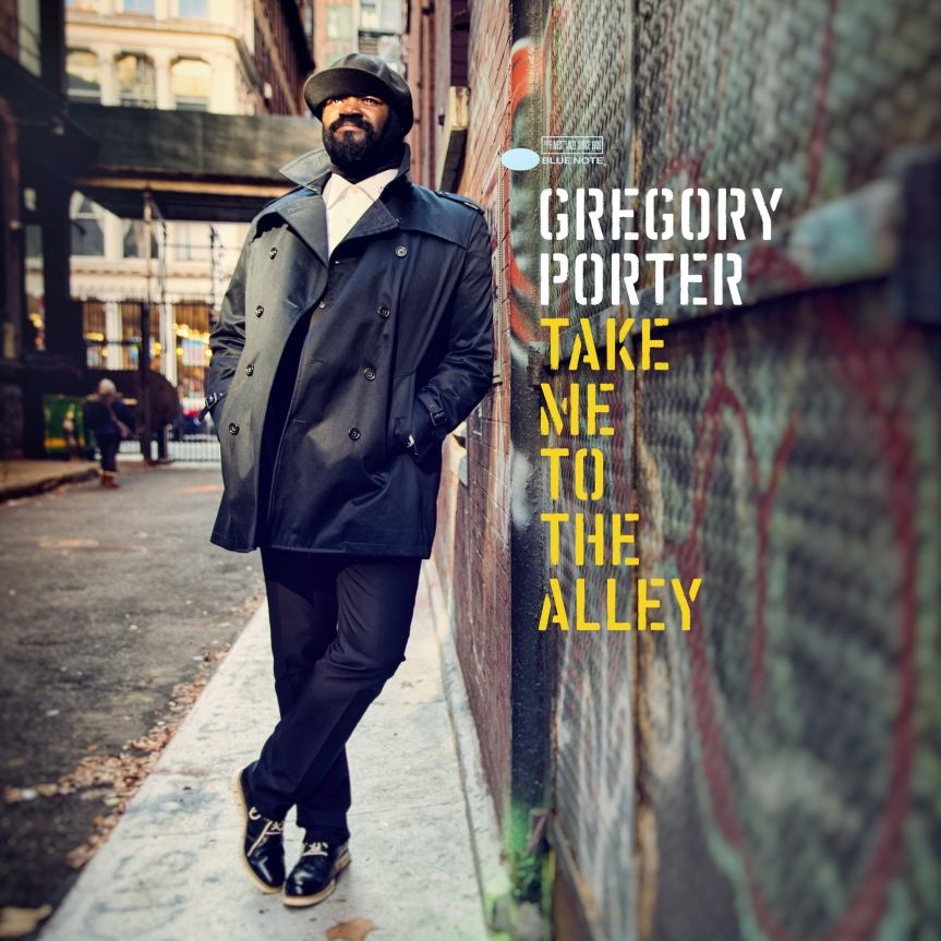 New Single: Gregory Porter – Don't Lose Your Steam