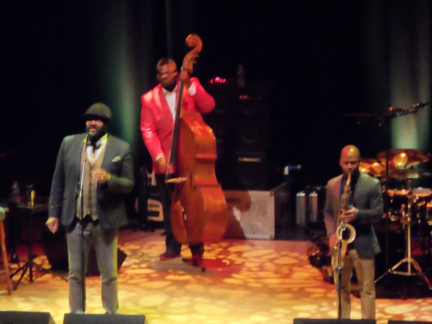 Review: Gregory Porter – De Montfort Hall, Leicester