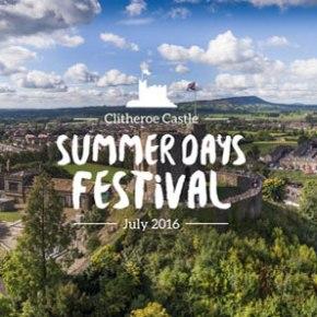 Lancashire 'Summer Days' Festival – July2016