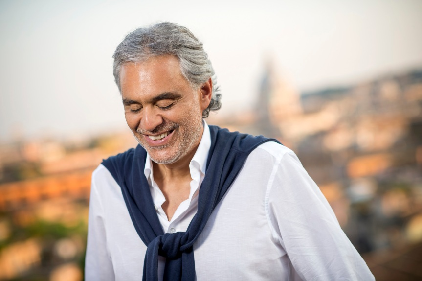 Andrea Bocelli To Perform at The King Power Stadium – Sat 7th May