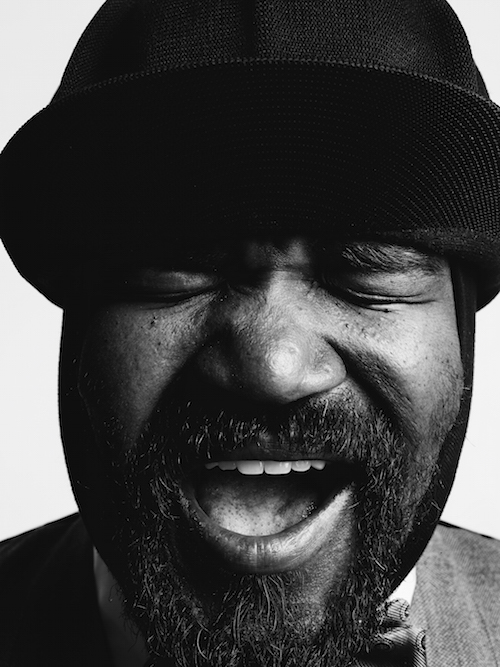 Gregory Porter Makes UK Chart History