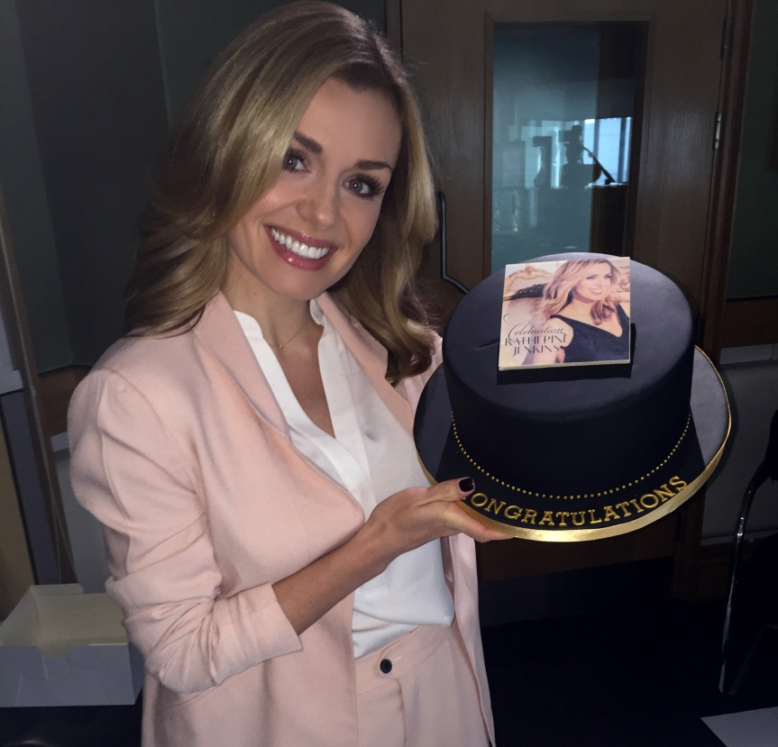 Katherine Jenkins OBE 12th Classical Number 1Album
