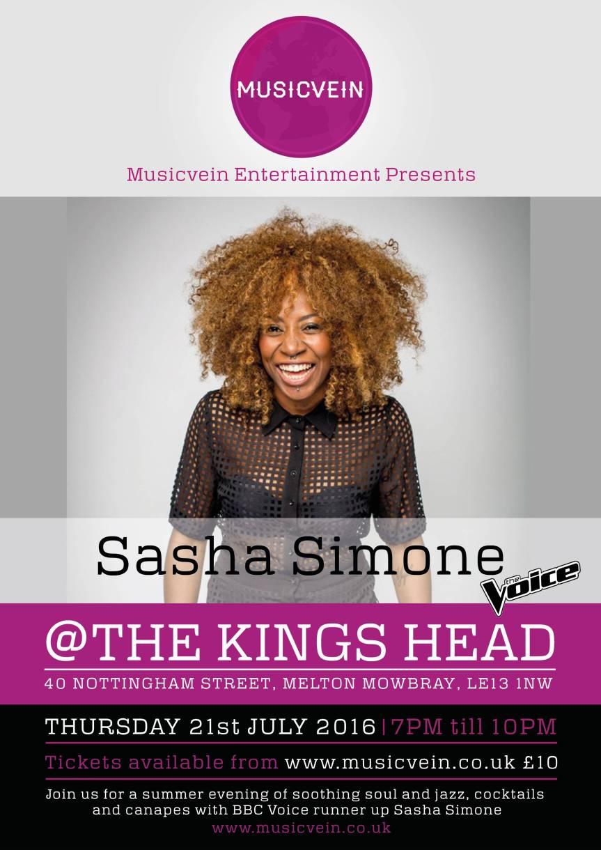Sasha Simone