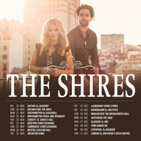 The Shires Announce New Album and UK Tour for2016