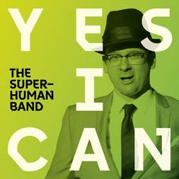 Channel 4 Paralympic Single 'Yes I Can' by The Superhuman Band