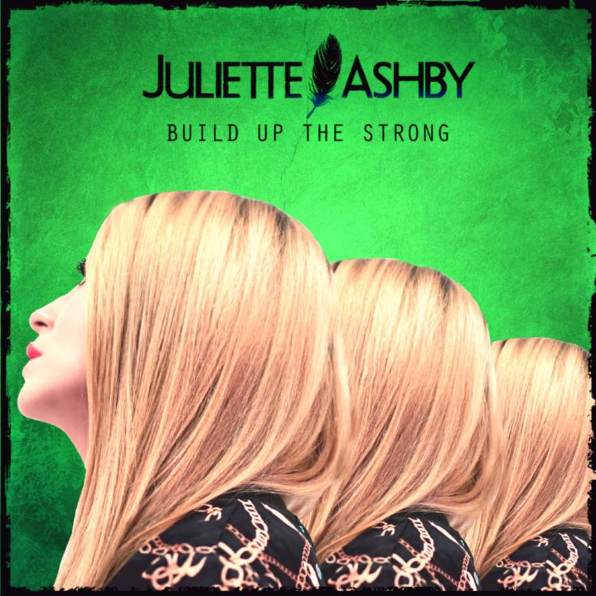 Review: Build Up The Strong by JulietteAshby
