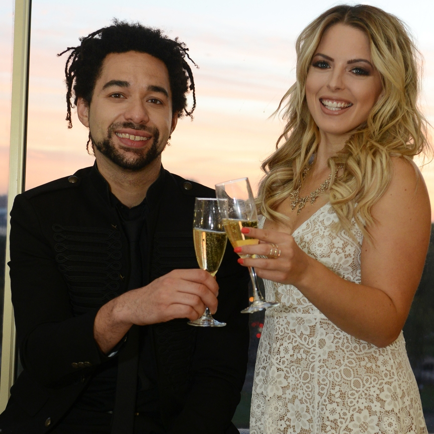 The Shires Sign Ground-Breaking Record Deal with Nashville's Dot Records