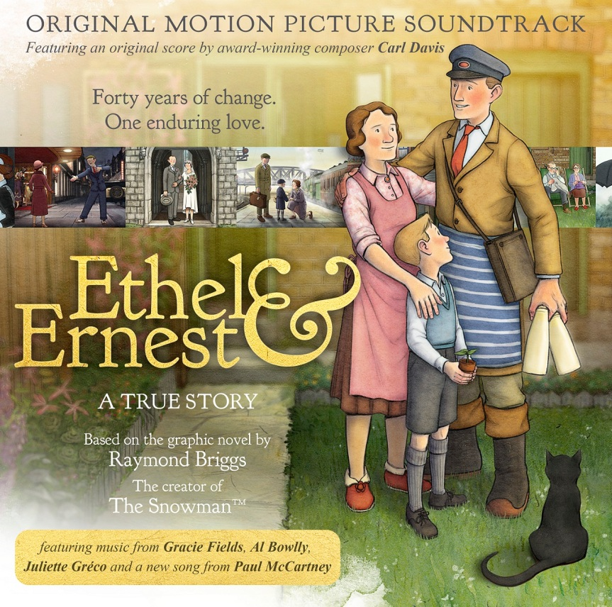 Ethel & Ernest Soundtrack Released by Decca Records