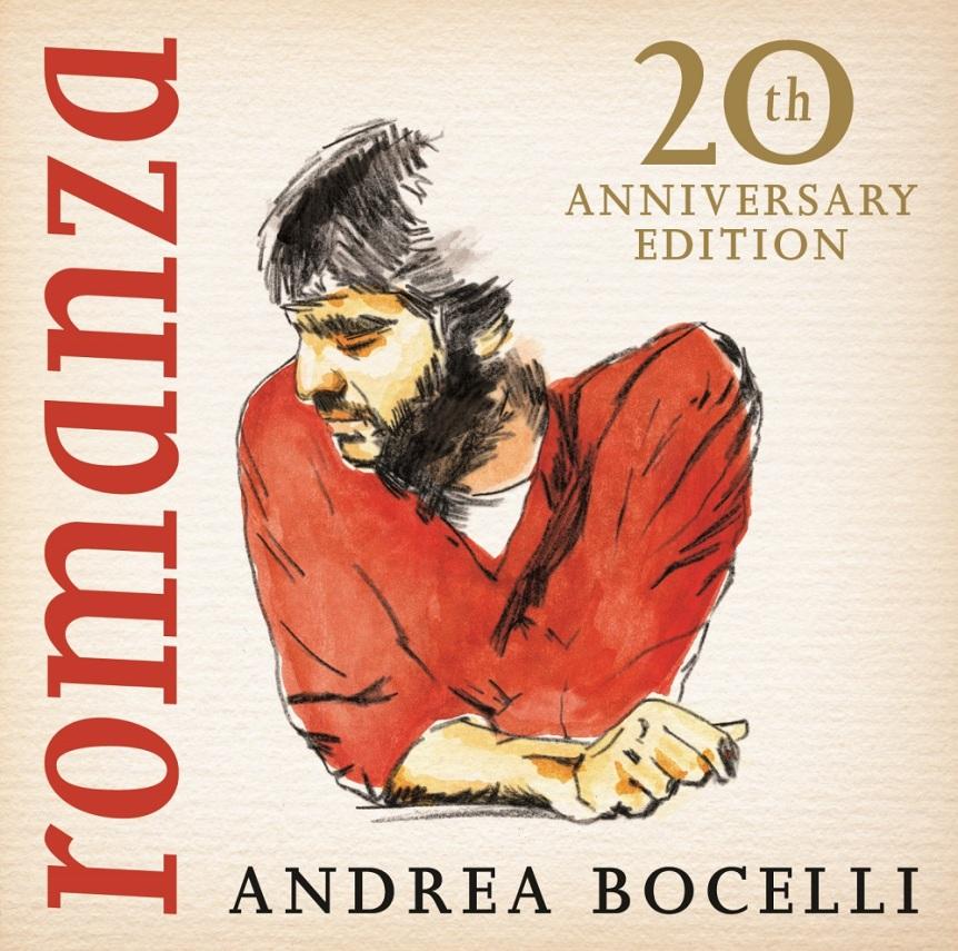 Romanza by Andrea Bocelli – 20th AnniversaryEdition
