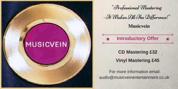 CD Mastering ad twitter