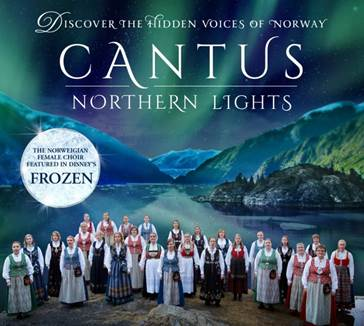 Norwegian Choir That Inspired Disney's Frozen To Release Debut Album 'Northern Lights'