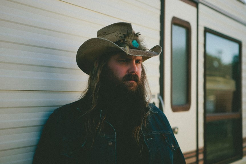 Chris Stapleton Enters the UK Americana Chart at No. 2!