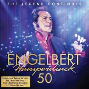 Engelbert Humperdinck Reaches Top 5 with New Album