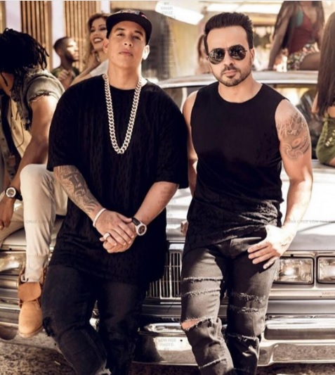 A Sweet Day for Luis Fonsi and Daddy Yankee