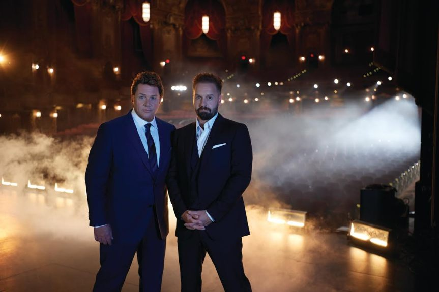 Michael Ball & Alfie Boe 'Together' Again
