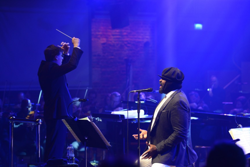 Gregory Porter Live at LSO St Luke