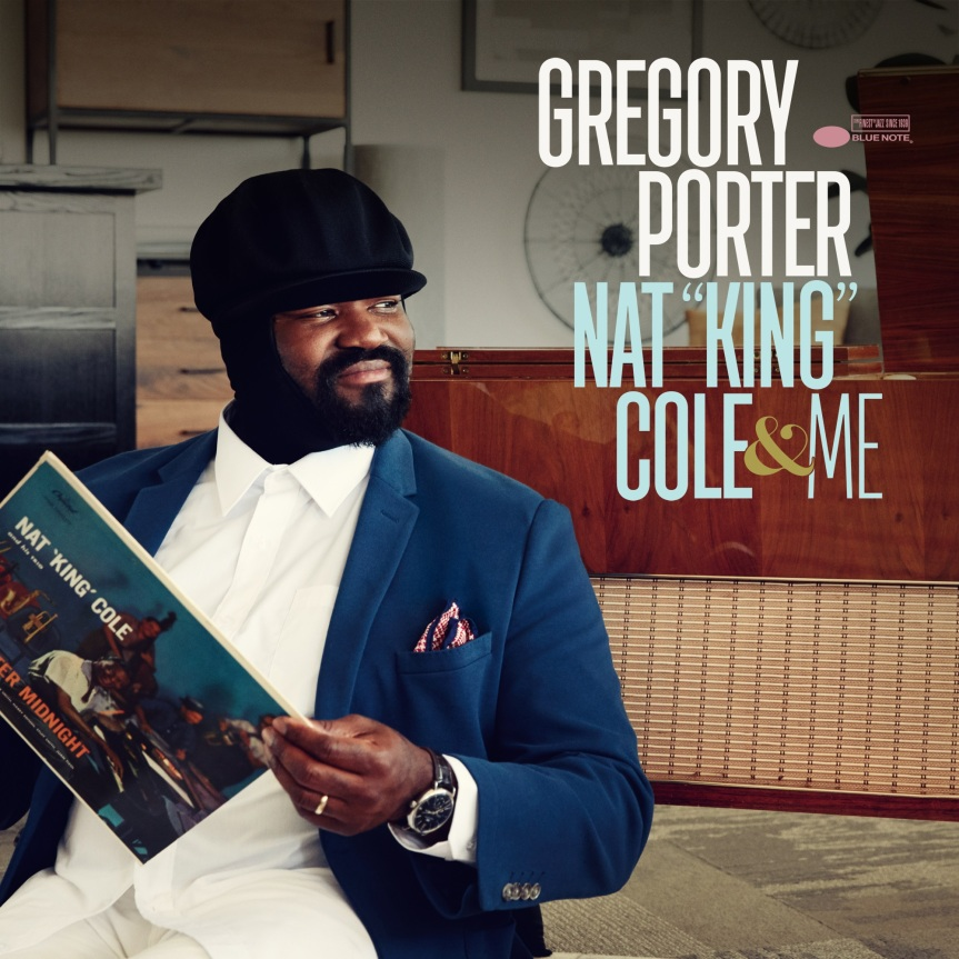 Gregor Porter Nat King Cole & Me - album cover