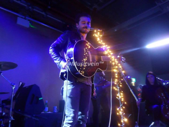 Michael Malarkey - Leeds with Musicvein