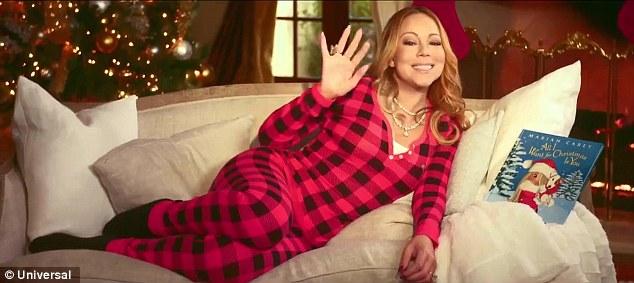 Mariah Carey xmas