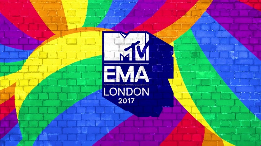 MTV EMA 2017 Winners