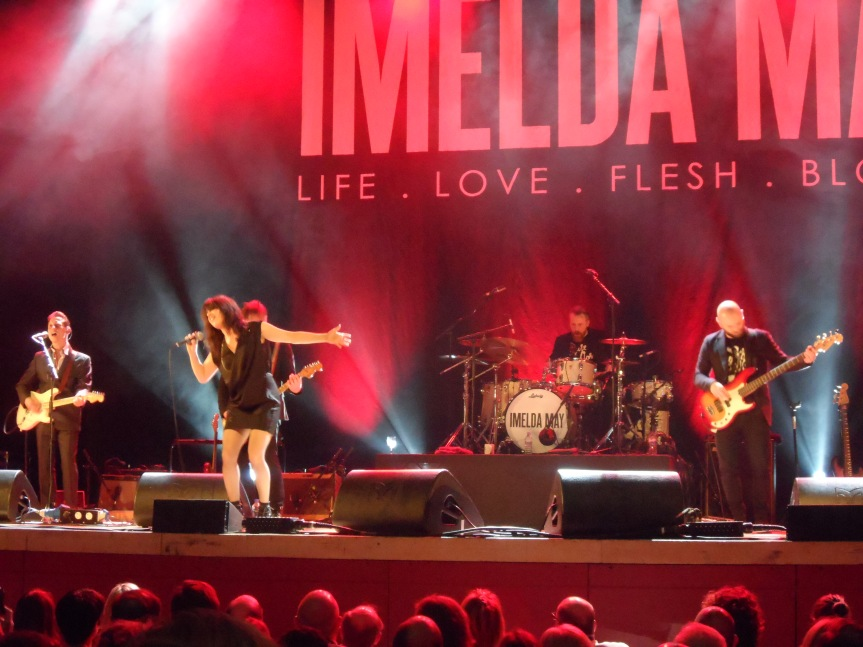 Imelda May Concert Clip
