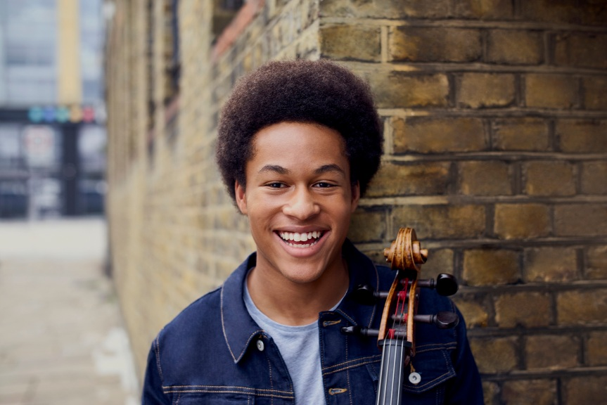 Sheku Kanneh-Mason Joins Major New York Charity Gala