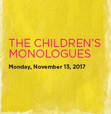The children's monologues