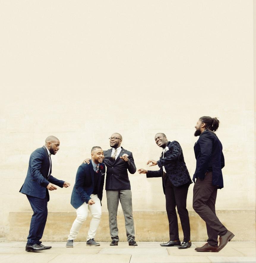 Vadé Crowned UK's Best A Cappella VocalGroup